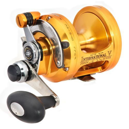 PENN® International 16VSX 2-Speed Series Reel Right-handed