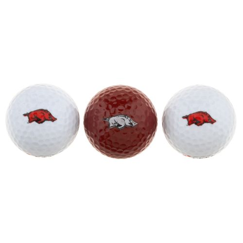 Dark Red/White - Razorbacks