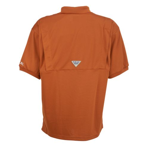 Columbia Sportswear Men's Collegiate Perfect Cast™ University of Texas Polo - view number 2