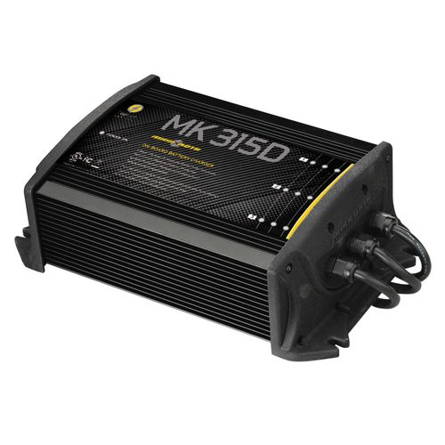 Display product reviews for Minn Kota® MK 315D On-Board Digital Charger