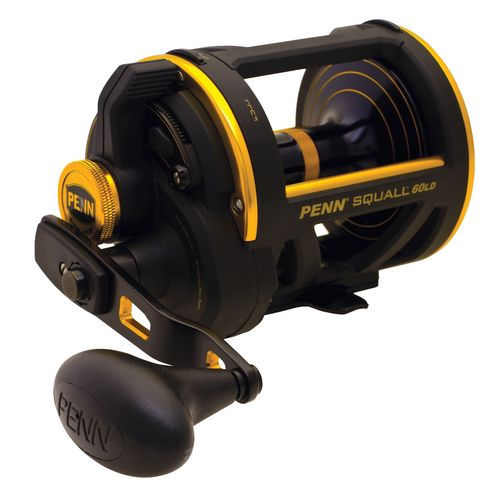 PENN Squall Lever Drag 60 Conventional Reel Right-handed - view number 1