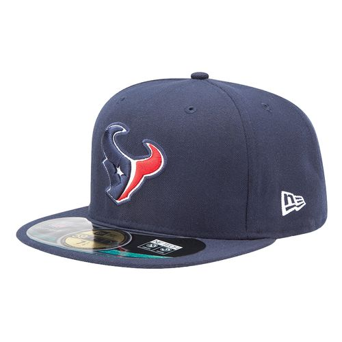 New Era Men's Houston Texans 59FIFTY Baseball Cap