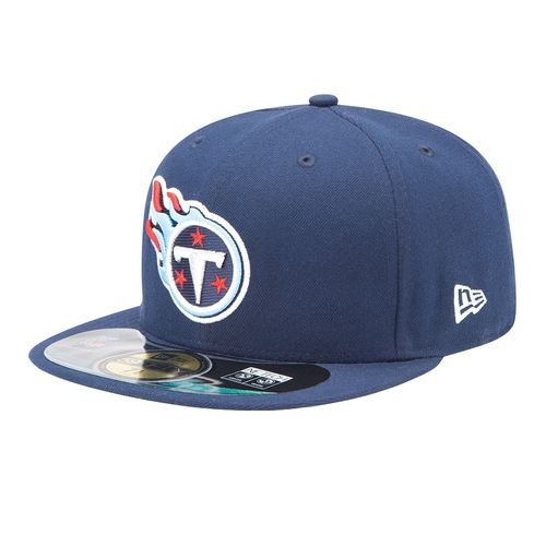 New Era Men's Tennessee Titans 59FIFTY® NFL On Field Baseball Cap