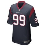 Nike Men's Houston Texans J.J. Watt #99 Game Jersey