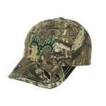 Academy™ Men's Mossy Oak Break-Up® Infinity Camo Frayed Cap