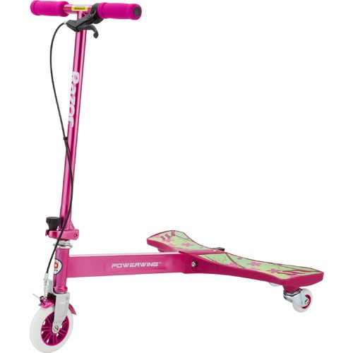 Display product reviews for Razor® Girls' Ride-Ons PowerWing Sweet Pea Scooter