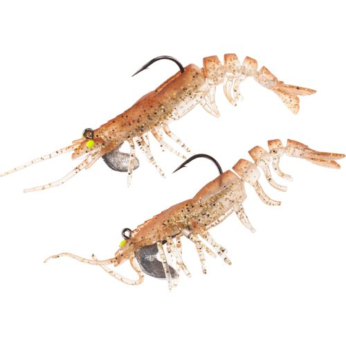 "H2O XPRESS™ 4"" Mojo Shrimp 2-Pack"