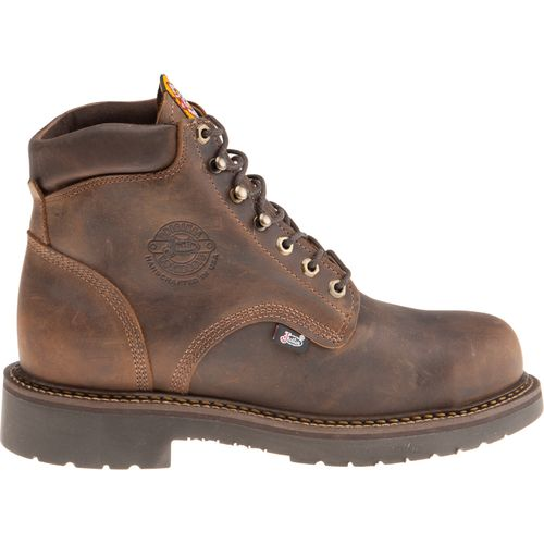 Justin Men's Steel Toe Work Boots - view number 1