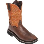 Justin Men's Rugged Composition Toe Western Work Boots - view number 2