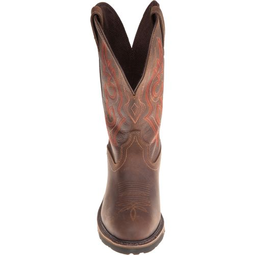 Justin Men's Rugged Utah Western Work Boots - view number 3
