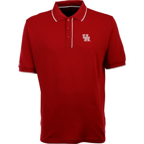 Antigua Men's University of Houston Elite Polo Shirt
