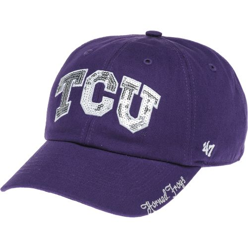 '47 Women's Texas Christian University Sparkle Team Color Cap