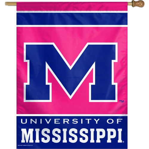WinCraft University of Mississippi Vertical Flag