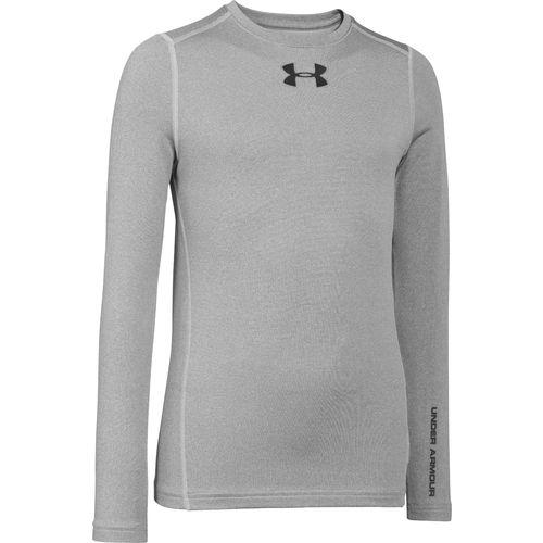 Under Armour™ Boys' ColdGear® EVO Fitted Long Sleeve