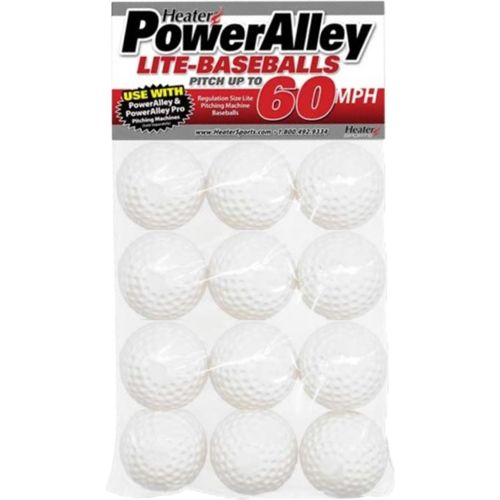 Display product reviews for Trend Sports Slider Pitching Machine Lite-Balls 12-Pack