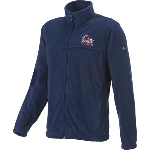 Columbia Sportswear Men's University of Texas at San Antonio Collegiate Flanker II Full Zip Flee