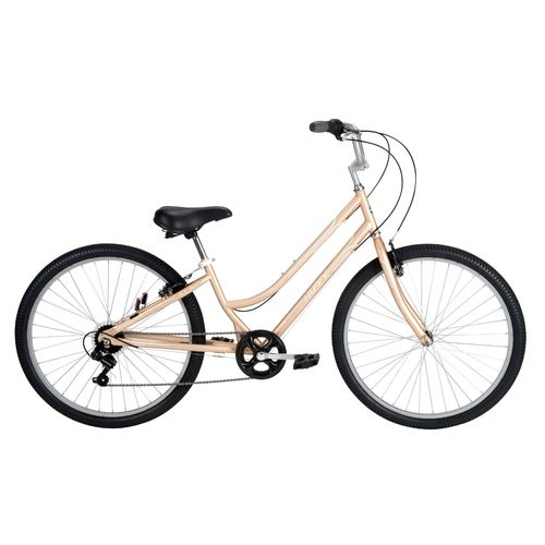 "Huffy Women's Calais 27.5"" 6-Speed Cruiser Bicycle"