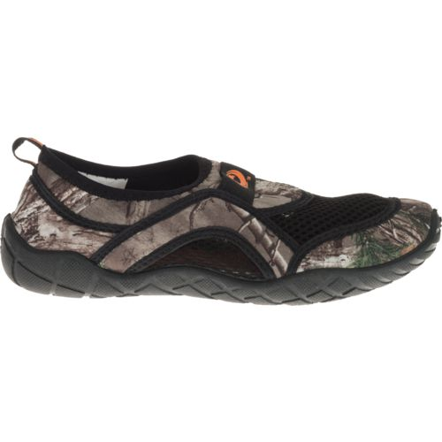 O'Rageous Boys' Realtree Aqua Socks