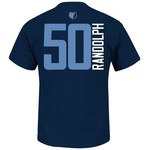 Majestic Men's Memphis Grizzlies Zach Randolph #50 T-shirt