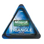Mizerak™ Unbreakable Triangle Billiard Rack