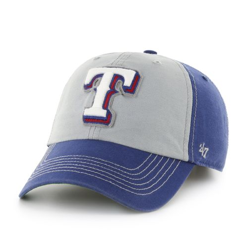 '47 Men's Texas Rangers McGraw Clean Up Cap