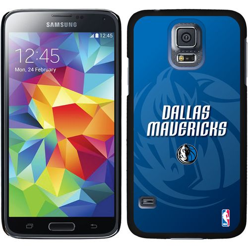 Coveroo Dallas Mavericks Logo Watermark Samsung Galaxy S5 Thinshield Case