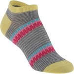BCG™ Women's Intarsia Knit Pattern No-Show Socks 6-Pack