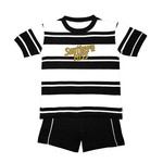 Two Feet Ahead Toddlers' University of Southern Mississippi Rugby Short Set