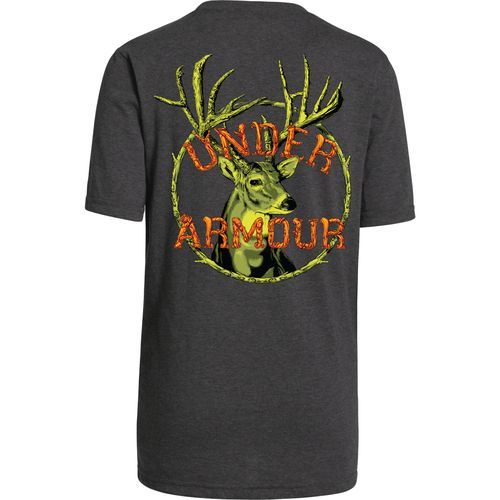 Under Armour Kids 39 Hunted Whitetail T Shirt Academy