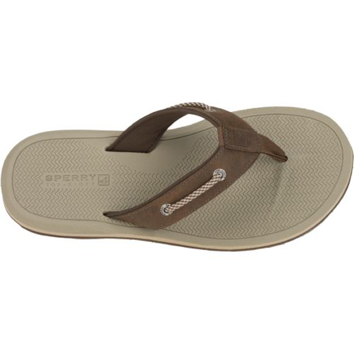 Sperry Men's Pensacola Thong Sandals - view number 4