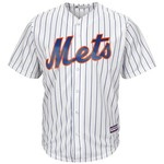 Majestic Men's New York Mets Curtis Granderson #3 Cool Base® Home Jersey - view number 2