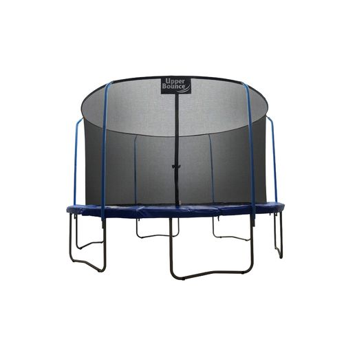 Upper Bounce® SKYTRIC 15' Round Trampoline with Enclosure