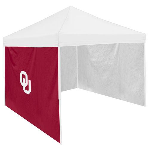 Logo University of Oklahoma Tent Side Panel