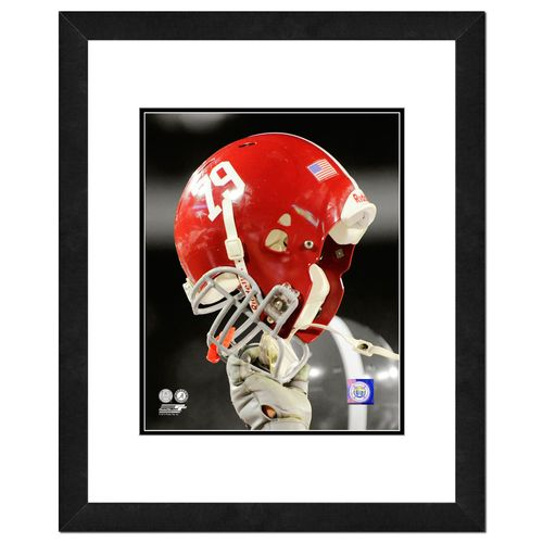"Photo File University of Alabama 8"" x 10"" Helmet Photo"