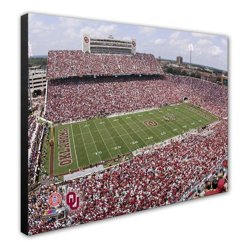 "Photo File University of Oklahoma Gaylord Family Oklahoma Stadium 8"" x 10"" Photo"