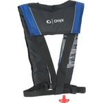 Onyx Outdoor Adults' A/M 24 Automatic/Manual Inflatable Life Jacket - view number 2