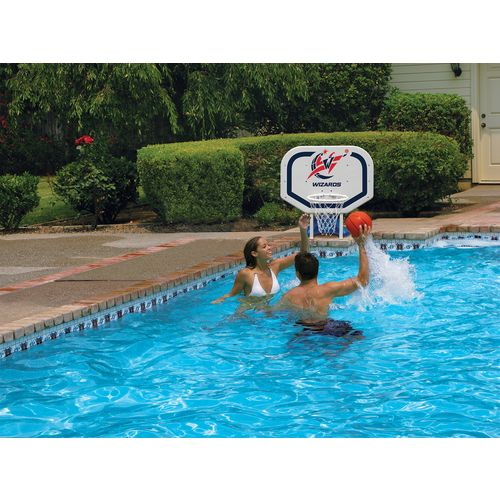 Poolmaster® Washington Wizards Pro Rebounder Style Poolside Basketball Game - view number 2