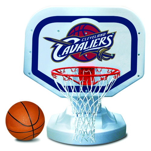 Poolmaster® Cleveland Cavaliers Competition Style Poolside Basketball Game