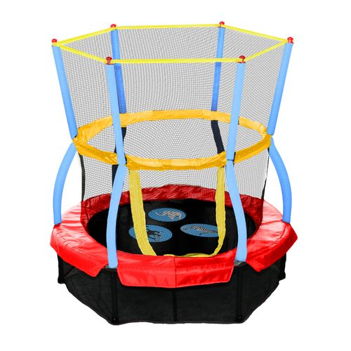 Display product reviews for Skywalker Trampolines 4' Zoo Adventure Bouncer with Enclosure