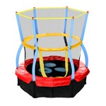 Skywalker Trampolines 4' Zoo Adventure Bouncer with Enclosure