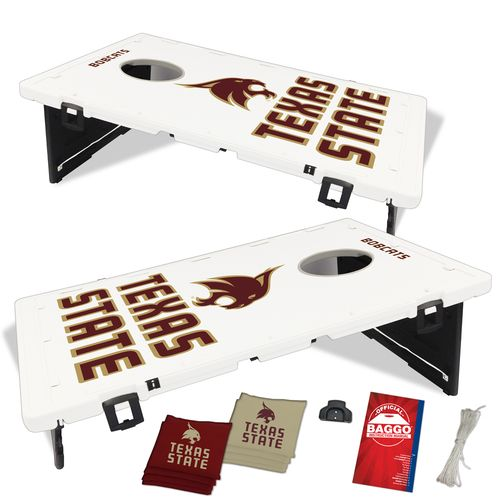 BAGGO® Texas State University Beanbag Toss Game