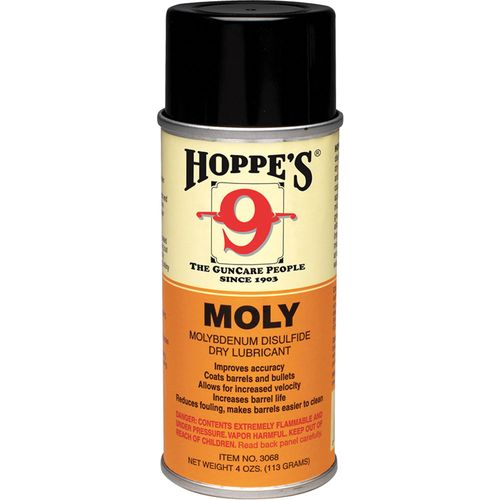 Hoppe's No. 9 4 oz. Moly Lubricating Aerosol Spray