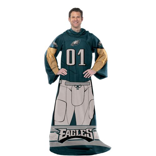 The Northwest Company Philadelphia Eagles Uniform Comfy Throw
