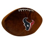 The Northwest Company Houston Texans Football Shaped Plush Pillow - view number 1