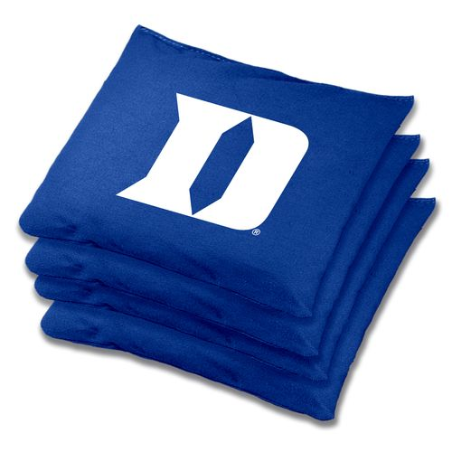 Wild Sports Duke University Regulation Beanbags 4-Pack