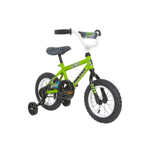 "Display product reviews for Magna Boys' 12"" Bare Bones Bicycle"