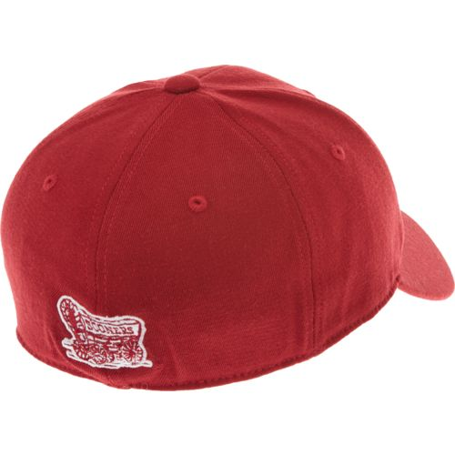 Top of the World Adults' University of Oklahoma Premium Collection Memory Fit™ Cap - view number 2