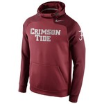 Nike Men's University of Alabama Champ Drive Hyperspeed Pullover Hoodie
