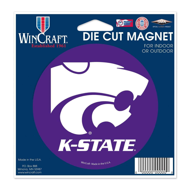 WinCraft Kansas State University Die-Cut Magnet