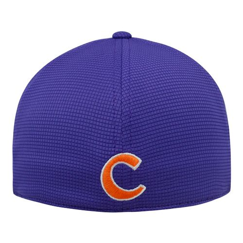 Top of the World Men's Clemson University Booster Plus Cap - view number 2